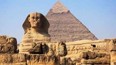 Great Pyramids of Egypt thumbnail