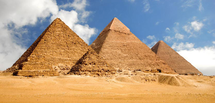 The Great Pyramids of Egypt Picture