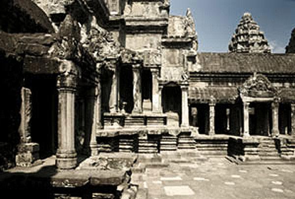 Angkor Wat - Angkor, Siem Reap - Goparoo