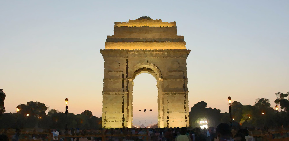India Gate - New Delhi, Delhi