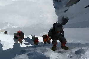 Mount Everest Climbers thumbnail