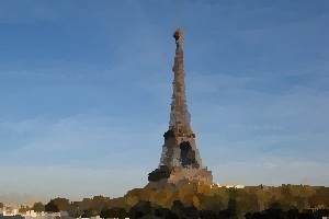 Eiffel Tower River View thumbnail