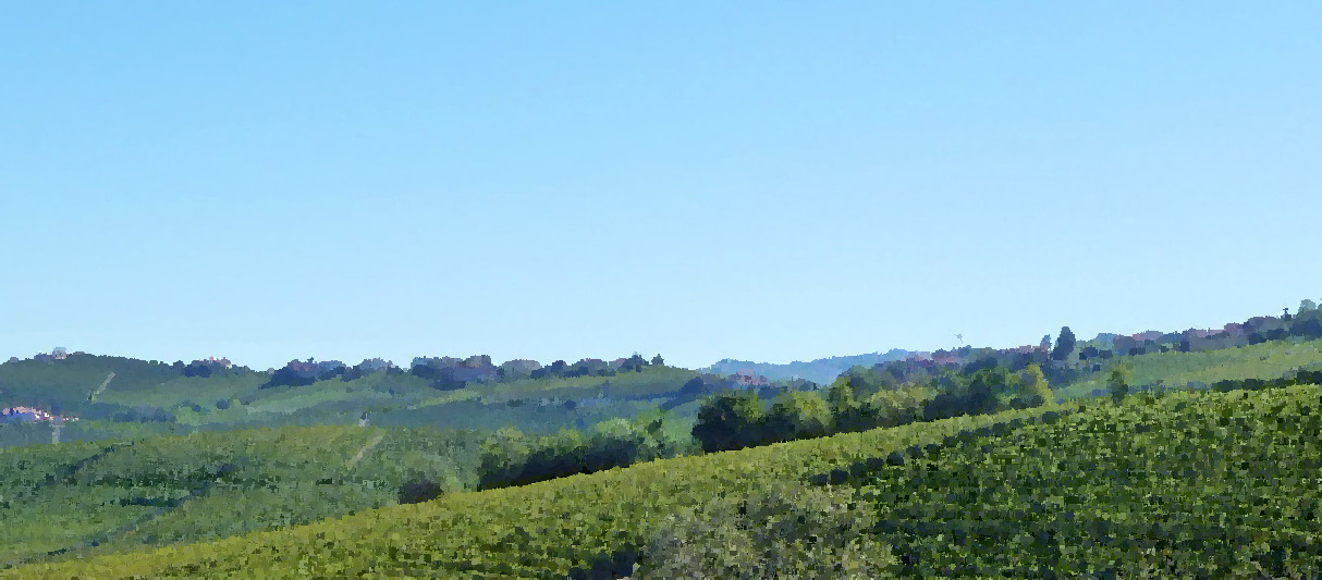 Langhe, breathtaking landscapes, picturesque hamlets and excellent Italian gastronomy