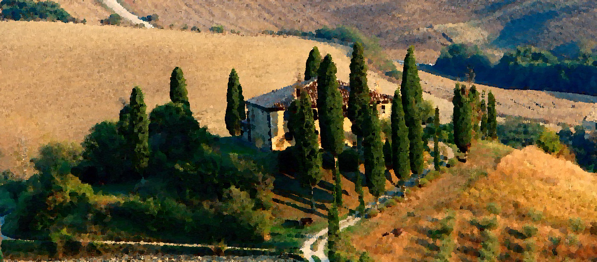 The Chianti, Wine Paradise Region