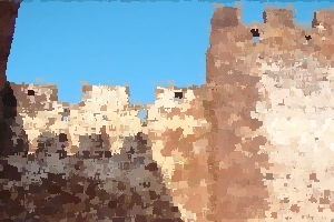 Castle of Silves Wall thumbnail