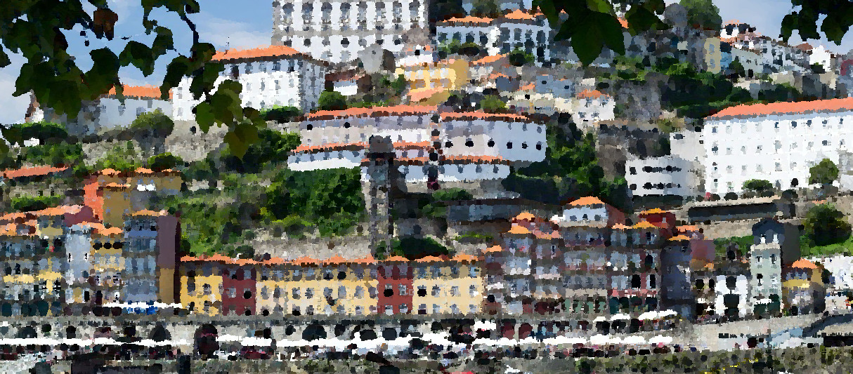 Ribeira District - Porto, Norte