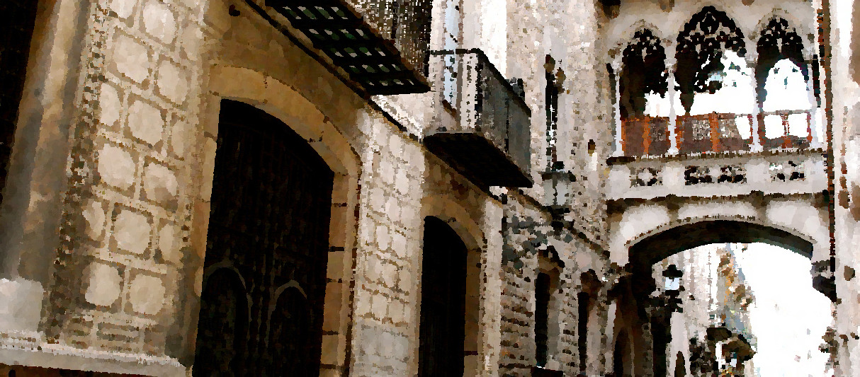 Barri Gòtic Medieval Quarter