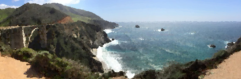 Big Sur Region