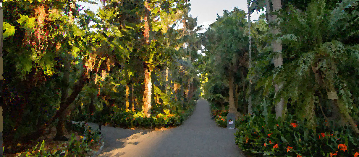 Royal Botanic Gardens - Sydney, New South Wales