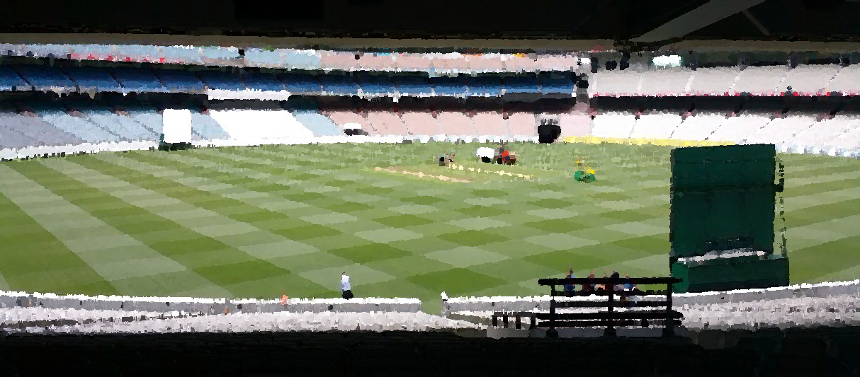 Melbourne Cricket Ground - Melbourne, Victoria