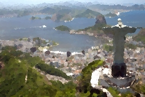 Corcovado & Christ The Redeemer Statue thumbnail